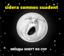 Звёзды зовут ко сну